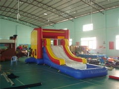 Module Bounce Water Slide Combo