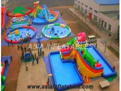 Inflatable Waterpark
