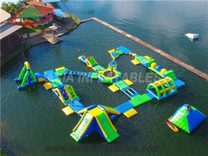 Super Bounce n' Slide Water Park